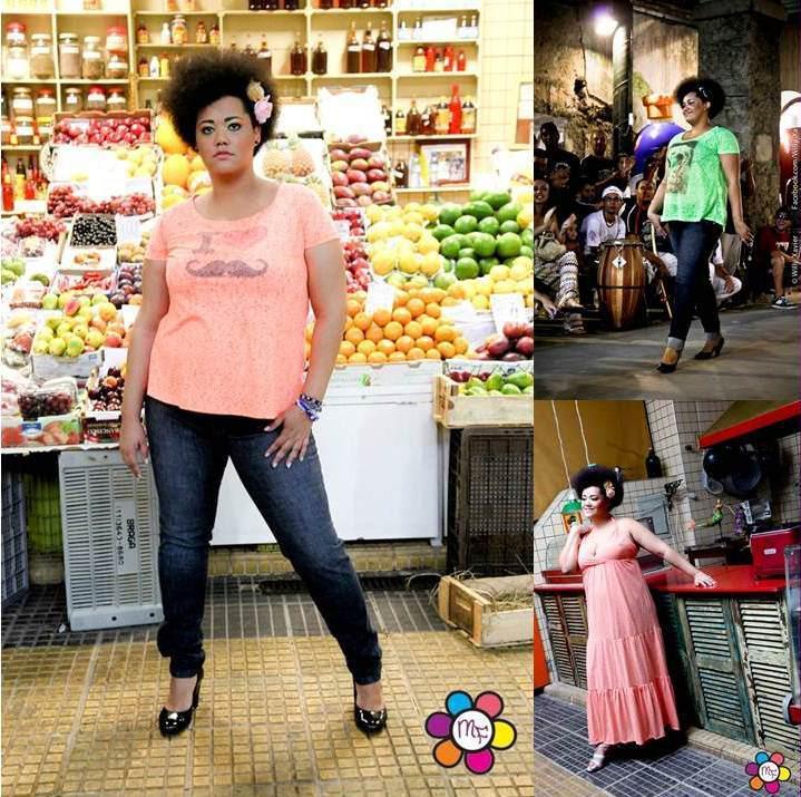 Marina Yago, que já é modelo, entende a necessidade da profissionalização (Foto: Divulgação/Marina Yago)