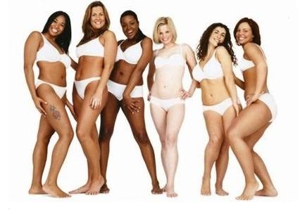 Endocrinologista afirma que pessoas com sobrepeso precisam se alimentar bem e praticar exercícios físicos para serem saudáveis (Foto: Divulgação/Campanha Dove Beleza Real)