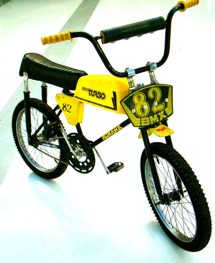bicileta anos 80