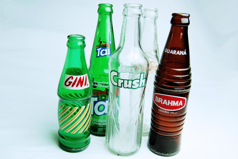 garrafas antigas
